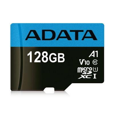 MEMORIA MICRO SD ADATA PREMIER 128GB SDHC UHS-I CLASE 10 CON ADAPTADOR