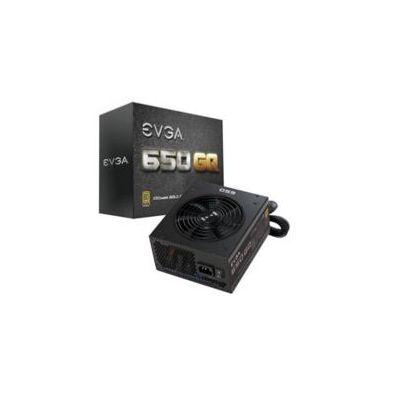 FUENTE DE PODER EVGA 210-GQ-0650-V1 650W 80 PLUS GOLD POWER SUPPLY