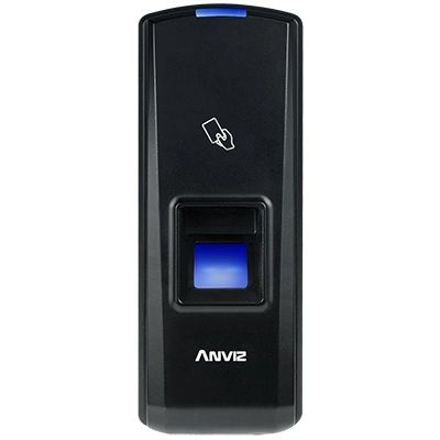 SENSOR OPTICO ANVIZ AN-T5PRO TARJETA DE ACCESO BIOMETRICO 1,000 USER