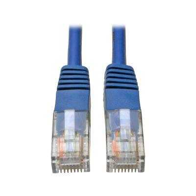CABLE PATCH TRIPP LITE CAT5E UTP RJ-45 15.24 METROS AZUL N002-050-BL