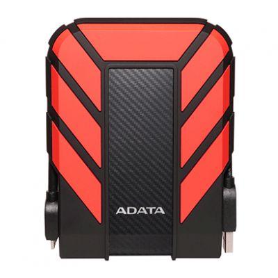 "DISCO DURO EXTERNO ADATA HD710 PRO 2.5"" 2TB USB 3.0 ROJO WATERPROOF"