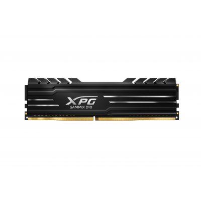 MEMORIA RAM ADATA GAMMIX D10 16GB DDR4 2666MHZ NGO AX4U2666316G16-SBG