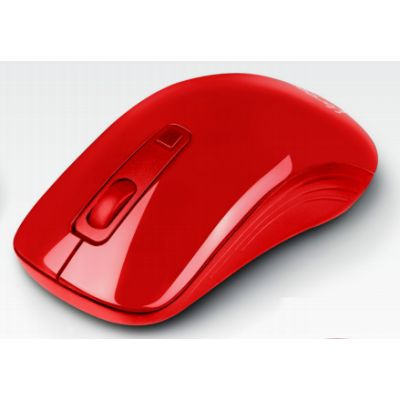 MOUSE VORAGO MO-102 ROJO OPTICO ALAMBRICO 1000/1600 DPI'S USB