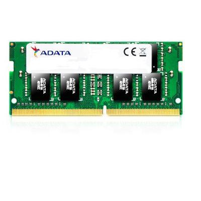 MEMORIA DDR4 ADATA 8GB 2400 MHz SODIMM(AD4S240038G17-S)