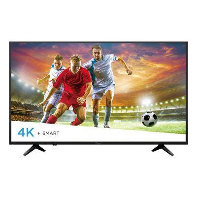 """SMART TV LED HISENSE 43"""" UHD 4K 60HZ HDMI 43H6E"""