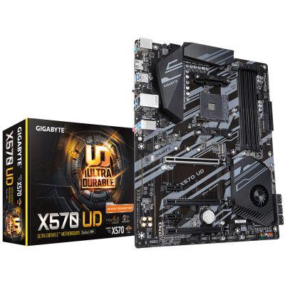 TARJETA MADRE GIGABYTE X570 UD AM4 ATX 2TH DDR4 HDMI
