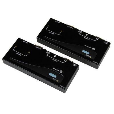 EXTENSOR CONSOLA KVM PS/2  USB POR CABLE CAT5 150M  STARTECH SV565UTP