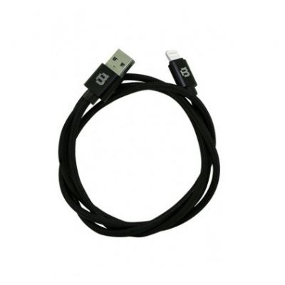 CABLE BLACKPCS NEGRO LIGHTNING 1M CABLLP-2