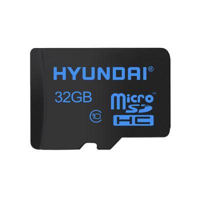 MEMORIA MICRO SD HYUNDAI SDC32GU1 32 GB NEGRO CLASE 10