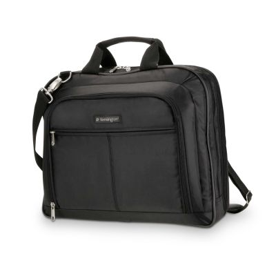 "MALETIN NEGRO SP40 LAPTOP CASE 15.6"" VARIOS COMPARTIMIENTOS"