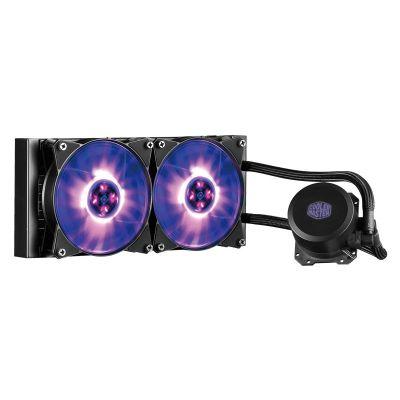 ENFRIAMIENTO LIQUIDO COOLER MASTER MASTERLIQUID ML240L RGB 240MM