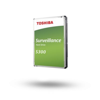 DISCO DURO INTERNO TOSHIBA 4TB S300 3.5 HDWT140UZSVA 128MB 5400RPM