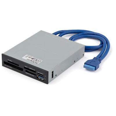 STARTECH LECTOR USB3.0 UHS-II SD,MMC,SDXC,SDHC,MNISD,MICRO 35FCREADBU3