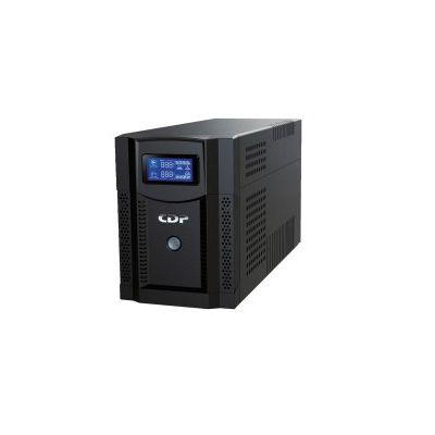 NO BREAK CDP UPRS2008 2000VA/1400W SENOIDAL 8 CONT REG BAT SUP LCD