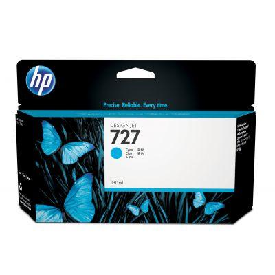 CARTUCHO HP 727 CIAN P/DESIGNJET 130 ML (B3P19A)