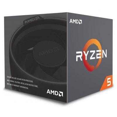 PROCESADOR AMD RYZEN 5 2600