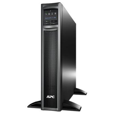 NO BREAK APC SMART-UPS 750VA RACK-TOWER LCD 120V SMX750