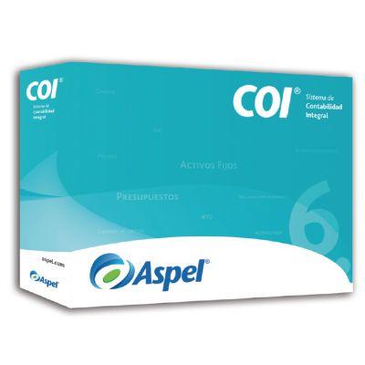 SOFTWARE CONTABILIDAD ASPEL COI 1 USUARIO ADICIONAL ( COIL1L)