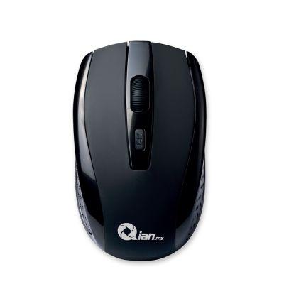 MOUSE OPTICO INALAMBRICO DIAN QIAN QAMI18001 USB 800-1600DPI