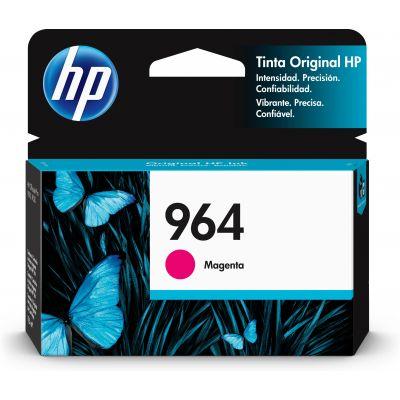CARTUCHO HP 964 MAGENTA 700 PAG 3JA51AL