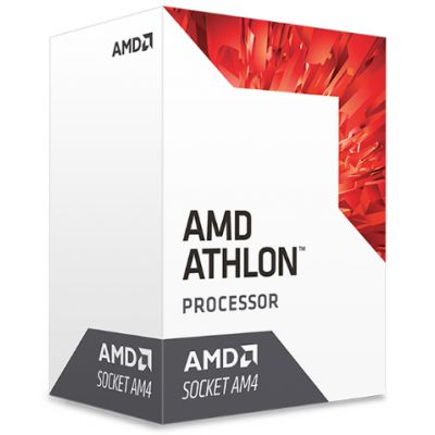 AMD ATHLON 220GE 3.4 GHZ 35W AM4 RADEON VEGA GRAPHICS (YD220GC6FBBOX)