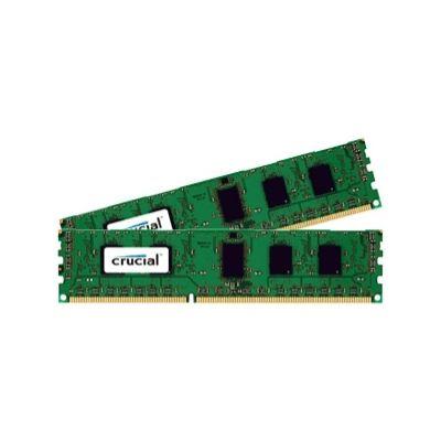 MEMORIA RAM CRUCIAL 16 GB DDR3L 1600 MHZ UDIMM CT2K102464BD160B