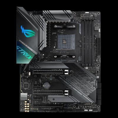 TARJETA MADRE ASUS ROG STRIX X570-F GAMING AM4 USB3.2 PCIE 4.0