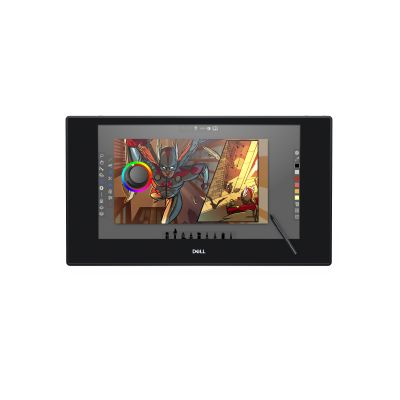TABLETA GRAFICA DELL CANVAS 27'' 2560X1440 MINI-HDMI MINI-DISPLAYPORT