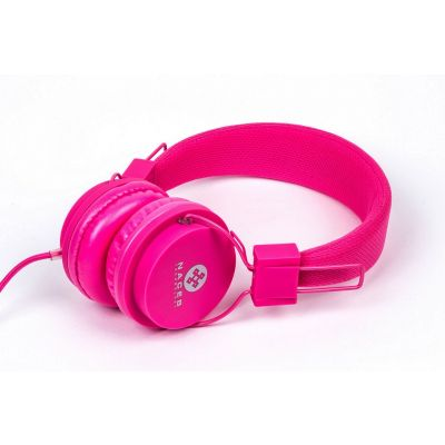 DIADEMA NACEB TECHNOLOGY NA-402RO COLOR ROSA ALAMBRICA