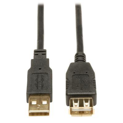 CABLE USB 2.0 TRIPP LITE MACHO-USB 2.0 A HEMBRA 1.83 M U024-006