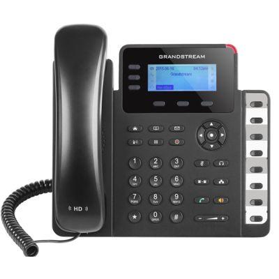 TELEFONO IP GRANDSTREAM GXP1630 3 LINEAS NEGRO