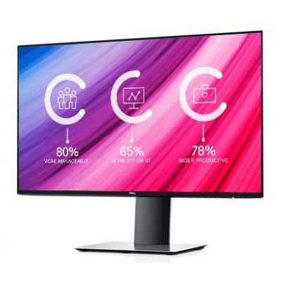 "MONITOR DELL U2419H 23.8"" FHD 1080p 60HZ 5MS PLATA 210-ARCF"