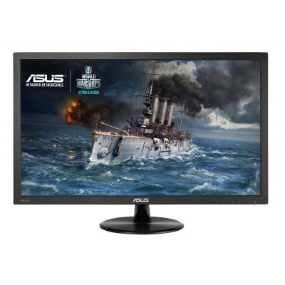 "MONITOR ASUS VP278H-P 1ms LED 27.0""(1920x1080) 2HDMI/VGA NEGRO"