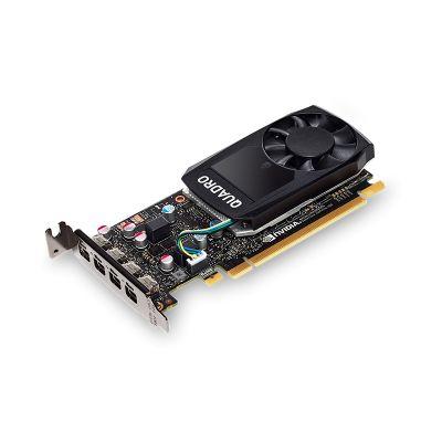 TARJETA DE VIDEO PNY VCQP620-ESPPB QUADRO P620 2GB GDDR5 4xMDP