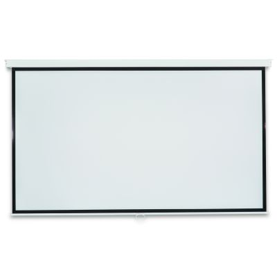 "PANTALLA VIEWSONIC DE PROYECCION 100"" 16:9 BLANCA PARED PJ-SCW-1001W"