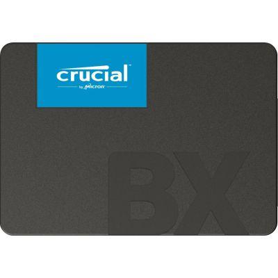 SSD CRUCIAL BX500 240 GB SERIAL ATA III 540 MB/S 500 MB/S 6 GBIT/S
