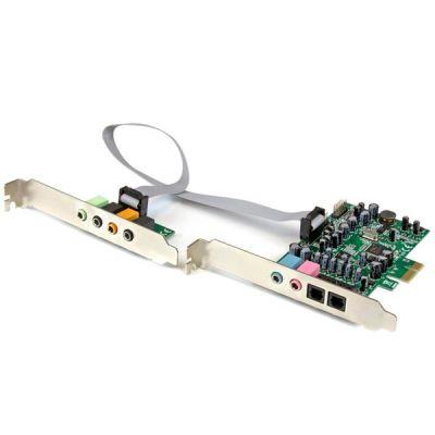 STARTECH TARJETA SONIDO PCI EXP. SONIDO 7.1 24bit 192kHz PEXSOUND7CH