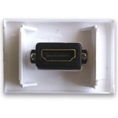 INSERTO HDMI BROBOTIX 938313 COLOR BLANCO