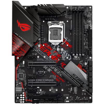 TARJETA MADRE ASUS ROG STRIX Z390-H GAMING 4DDR4 HDMI/DP 1151 ATX