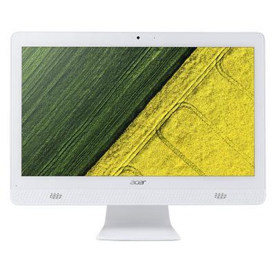 "COMPUTADORA ACER AIO AC20-720-ML11 PEN J3710 4GB 1TB 19.5"" W10 BCO"
