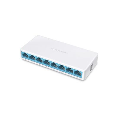 SWITCH MERCUSYS FAST ETHERNET MS108 8 PUERTOS 1.6 GBIT/S GESTIONADO