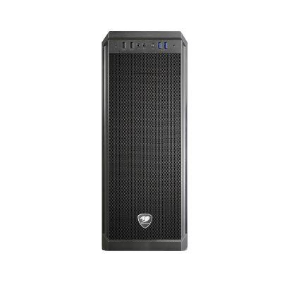 GABINETE GAMER COUGAR MX330 BLACK ATX ACRILICO 385NC10.0002