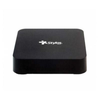 TV BOX STYLOS SMART 2 16GB NEGRO ANDROID 7.1 NOUGAT STVTBX2B