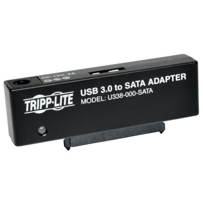 """ADAPTADOR USB 3.0 A SATA III UNIDADES DISCO DURO SATA 2.5"""" 3.5"""""""