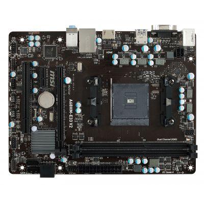 TARJETA MADRE MSI A68HM-E33 V2 FM2+ DDR3 MICRO-ATX