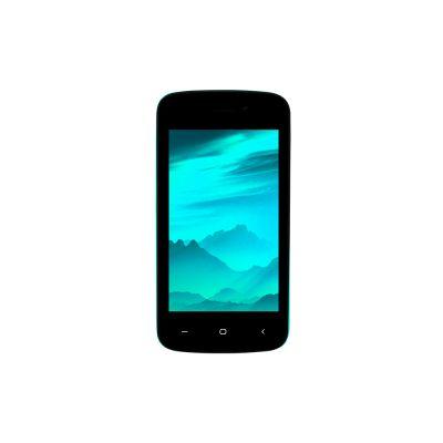 """SMARTPHONE BLECK BE FR 4"""" 4CORE 2SIM 512MB 4GB ANDR GO AQUA BL-919685"""
