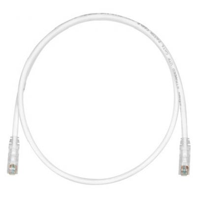 CABLE DE PARCHEO PANDUIT UTPSP10Y 3 05 M TRANSPARENTE