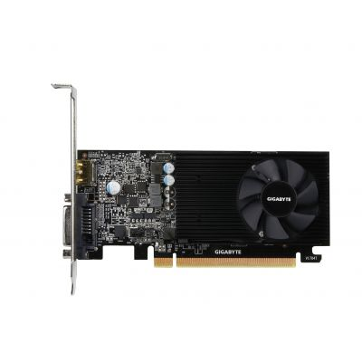 TARJETA DE VIDEO GIGABYTE  NVIDIA GEFORCE GT 1030 2GB  GV-N1030D5-2GL