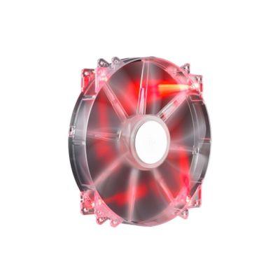 VENTILADOR GABINETE COOLER MASTER MEGAFLOW 200MM L/RED R4-LUS-07AR-GP
