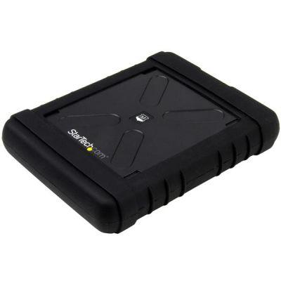 "STARTECH GABINETE USB 3.0 ROBUSTO UASP HDD-SSD SATAIII 2.5"" S251BRU33"
